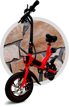 m2020 ebike on brick surface